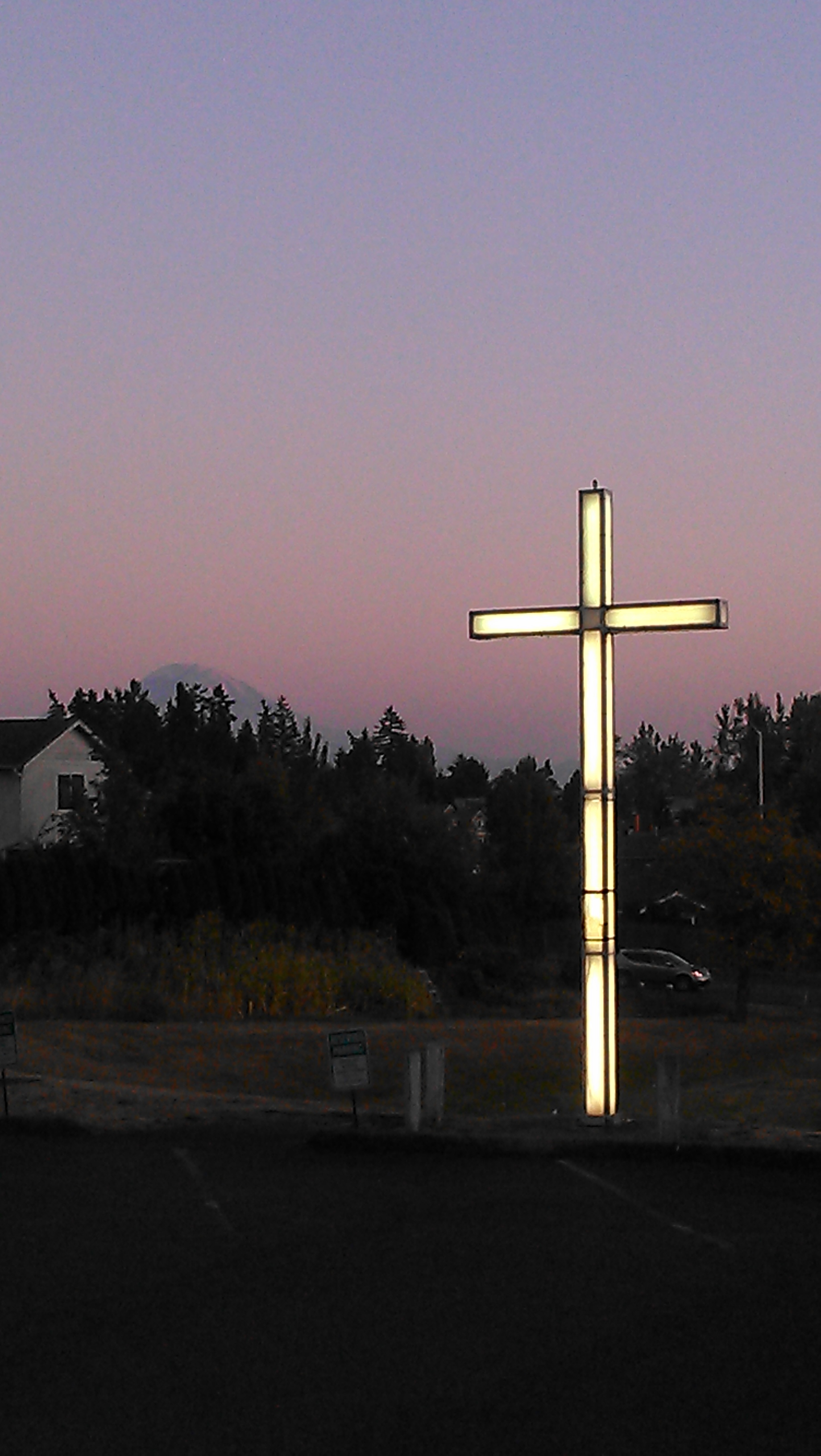lutheran church of the cross living in christ